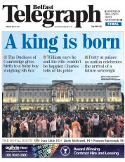 """Belfast Telegraph"""