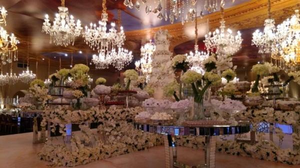 Casamento que custou R$ 8 milhões conta com orquestra, show de Anitta e Tiago Abravanel