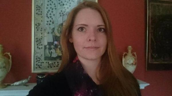 Olana Tansley-Hancock já tem misofonia há 20 anos imagem: Arquivo pessoal